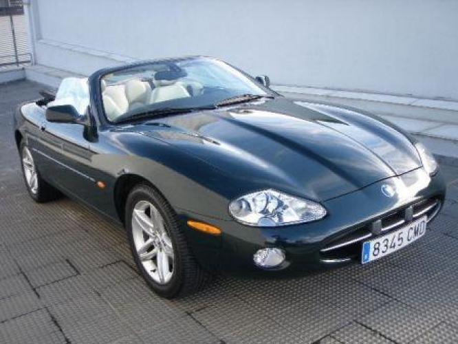 vico autom viles jaguar xk8 cabrio vehicle sports. Black Bedroom Furniture Sets. Home Design Ideas