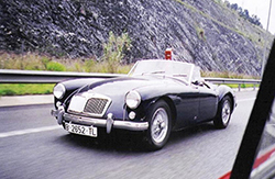 MG-A Roadster 1959
